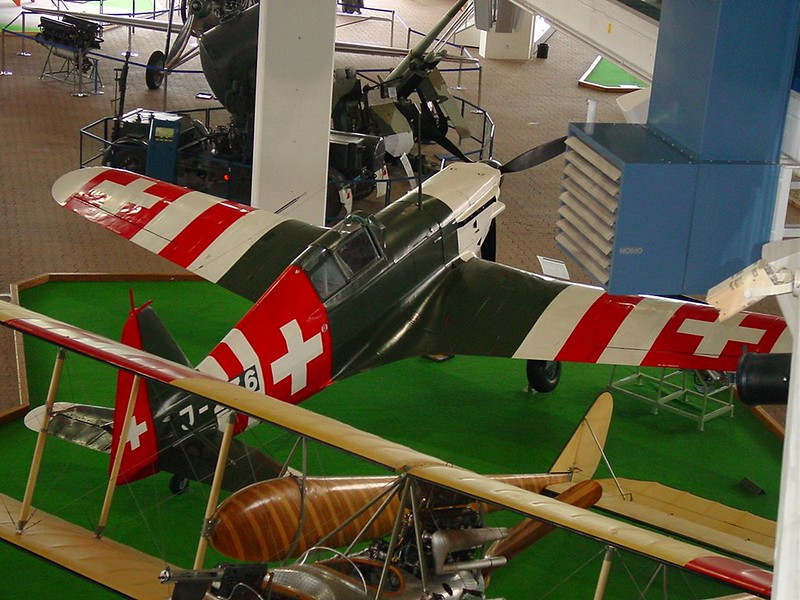 Morane-Saulnier MS.406 1