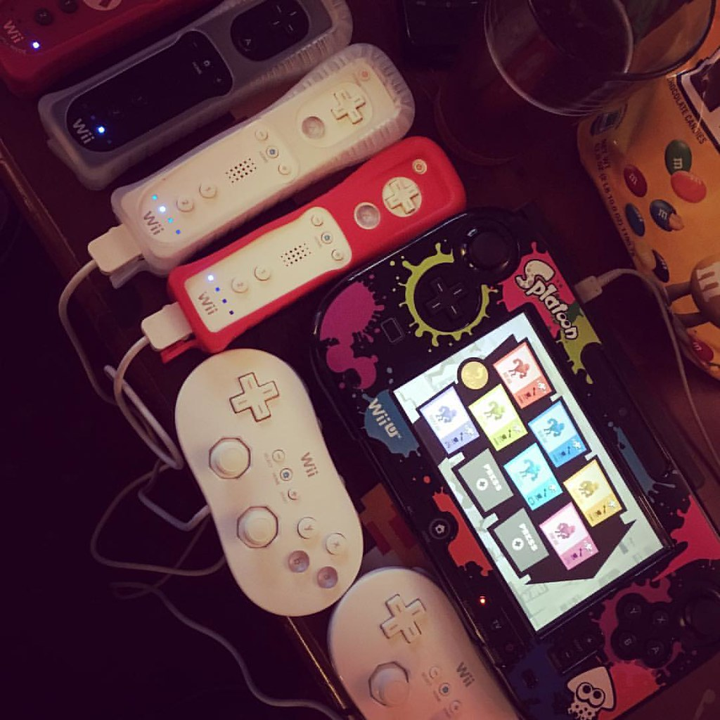 Nintendo #wiiU #RUNBOW #reddit #localmultiplayer | Kylene