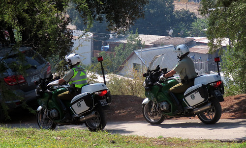 BMW R 1200 Carabineros Chile | by RL GNZLZ