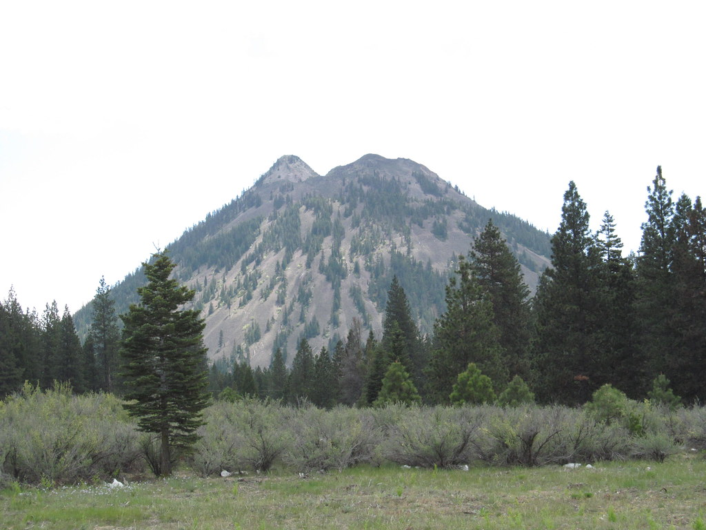 Black Butte - Weed, California