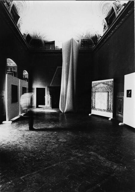 1985 tra concettualità e rappresentazione palazzo Ricci Montelpulciano