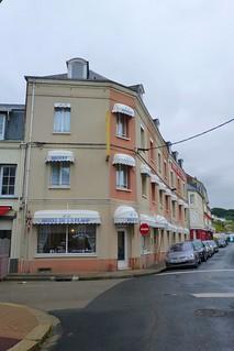 Fécamp: l'hôtel de la Plage | by Simenon.com