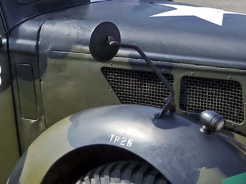 Hillman Light Utility Truck (6)