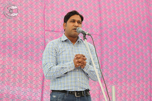 Deepak Gupta from Dwarka, Delhi, expresses his views