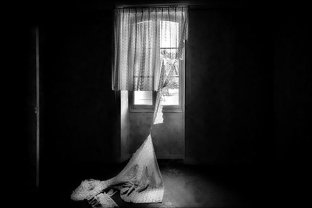Lambeaux de rideau