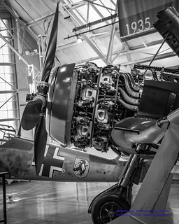 Naked @FlyingHeritage Fw 190 Nose | Yes, the only flying