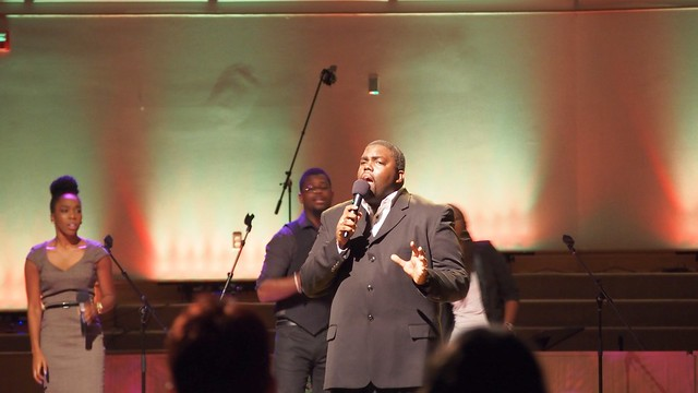 100 Men In Black Annual Concert ft. William McDowell