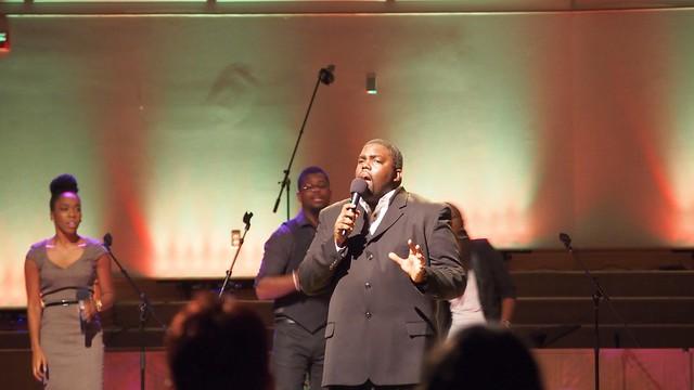 100 Men In Black Annual Concert ft. William McDowell
