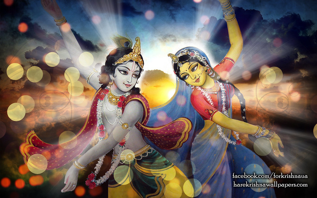 Radha Krishna Wallpaper 005 View Above Wallpapers In Dif