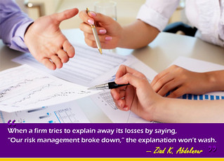 ziadkabdelnour Quotes- Riskmanagement | by ziadabdelnour