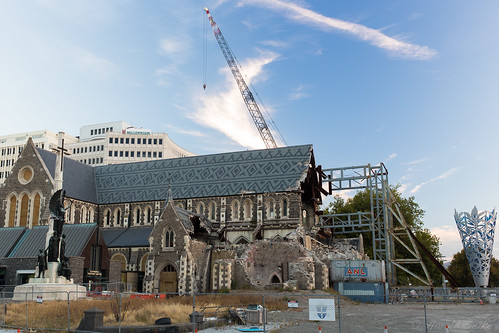 Ruins of Christchurch Cathedral | by tewahipounamu