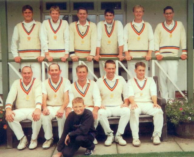 First XI 1997