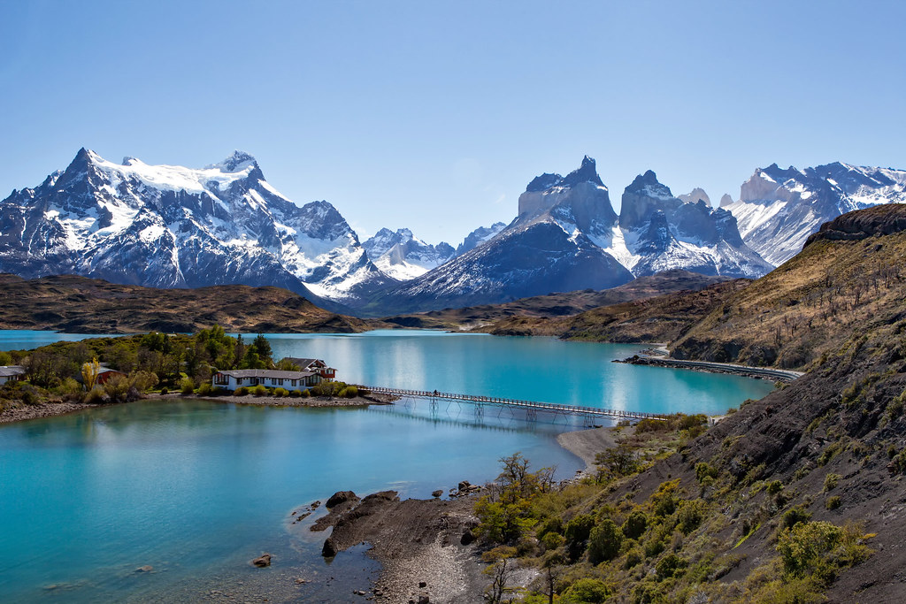 Hosteria Pehoe, Torres del Paine, Chile | A pretty unclassic