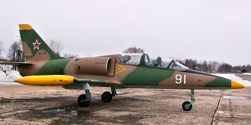 L-39 信天翁 4