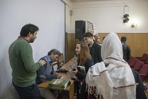 Окт 2 2015 - 15:35 - Встреча с Хабибом Ахмад-заде