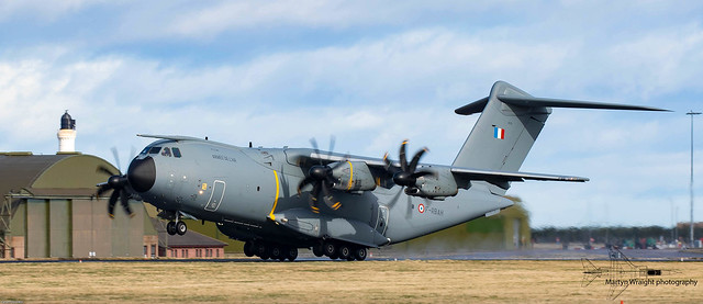 French Air Force A400m Atlas