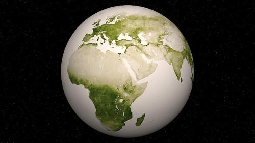 Herbal Earth - Eastern Hemisphere | by NASA Goddard Photo and Video
