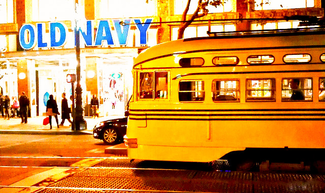 Old Navy Trolley-1