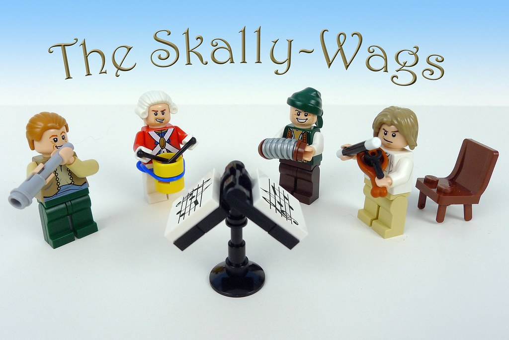 Nautical Instruments | The Skally-Wags pirate band  Showcasi
