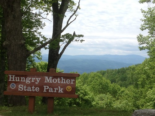 mountains spring scenic views hungrymotherstatepark