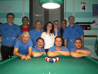 Bar Sport Vezzano Pellegrini & Ferrari Campione Provinciale a squadre SERIE B 2012-13