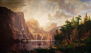 """Trappers of Men"" by Kent Monkman 