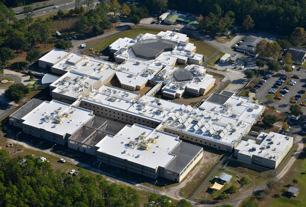 County Jail Equipment Replacement Ribbon Cutting   Alachua