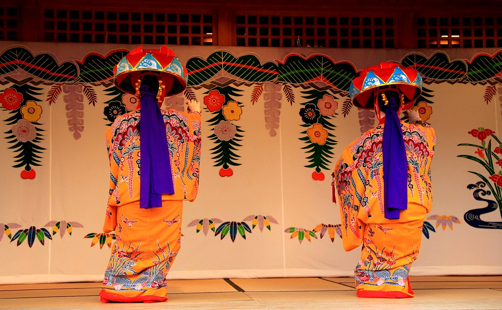 Traditional dance 2