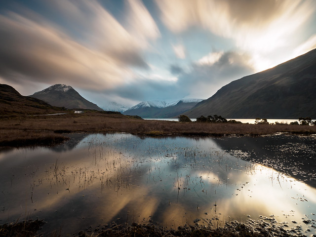 Wasdale just after sunrise