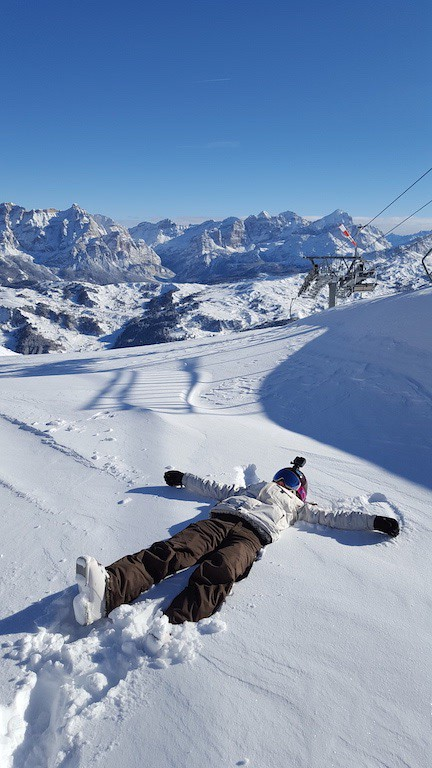 Ski Holidays Make Me Happy