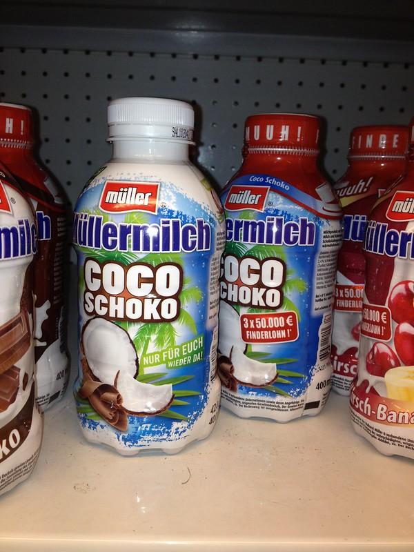 Müllermilch Coco Schoko