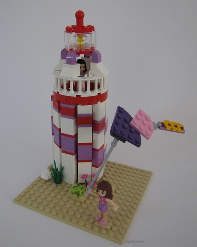Kite-Flying by the Lighthouse | by LegoMyMamma