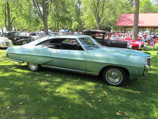 1968 PontiacGrande Parisienne 396 coupe,Autofest 2013,Lake View Park Oshawa 133