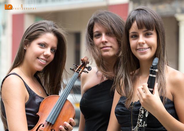 Un Bel Trio