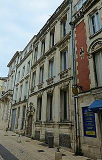 La Rochelle: Hôtel de France et d'Angleterre | by Simenon.com