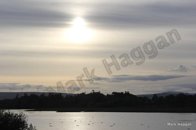 Sunset over Upper Lough Erne