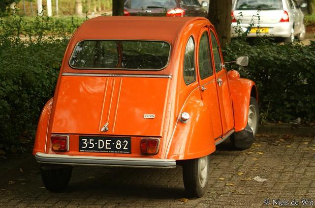 1974 Citroën 2CV 6