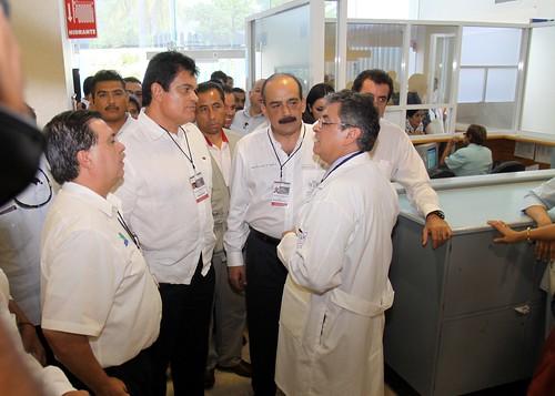 RECORRIDO DE INSPECCION Y BANDERAZO DE INICIO DE OBRA HOSPITAL REGIONAL DEL ISSSTE  Dr, MANUEL CARDENAS (4)   by gobsinaloa_