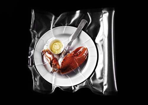homard sous vide | by studio mixture
