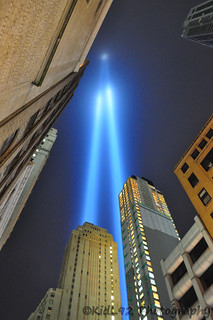 9/11 Memorial Lights (9/11/2013) | by KidL92