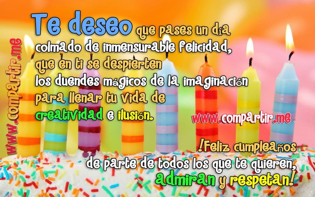 Frases De Amor Frase De Cumpleaños Formales Para Comparti