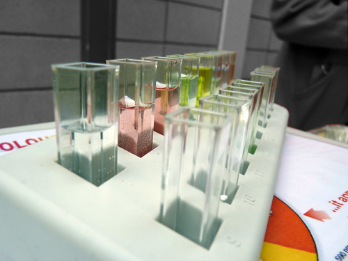 Chemistry of Colour | by MMU Engage