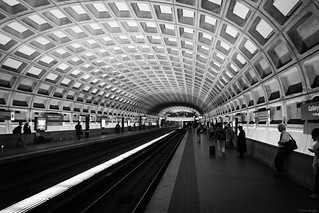 Gallery Plaza Metro Station | by hokiealumnus