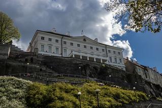 Stenbock House on Toompea hill | by virtualwayfarer