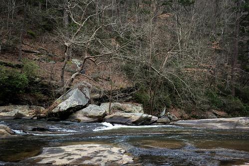 canon 6d sigma 50mm14 art lens chauram park ramsey creek chauga river rapids whitewater upstate southcarolina rural southern america landscape