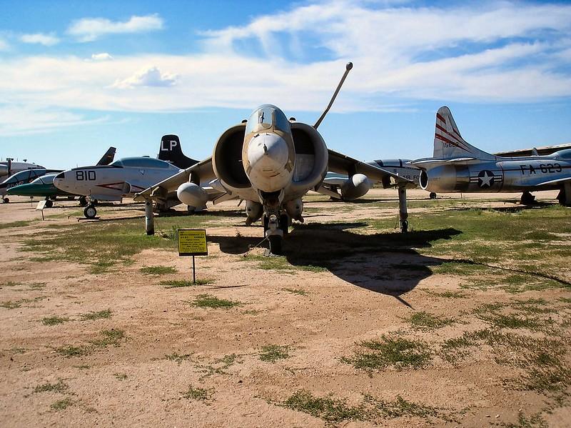 AV-8C Harrier 3