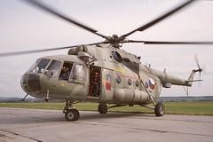 Mi-8 0850, České Budějovice, July 1994