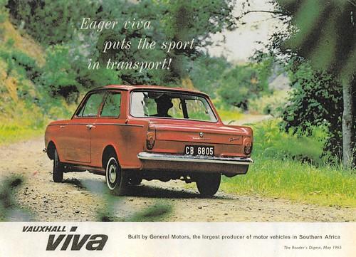 1965 Vauxhall Viva (South Africa)