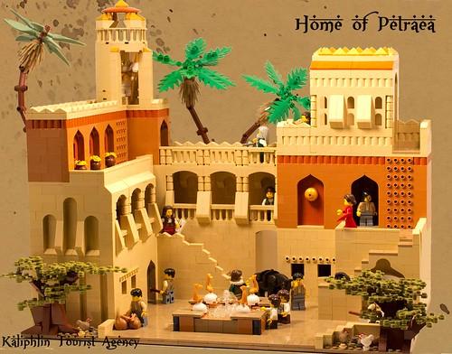 Petraea Home Postcard