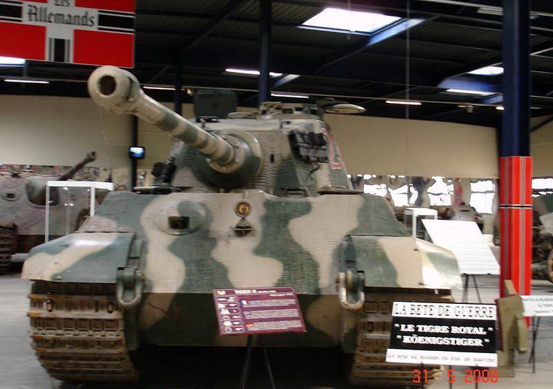 PzKpfw VI Ausf.B -Tiger II  (3)